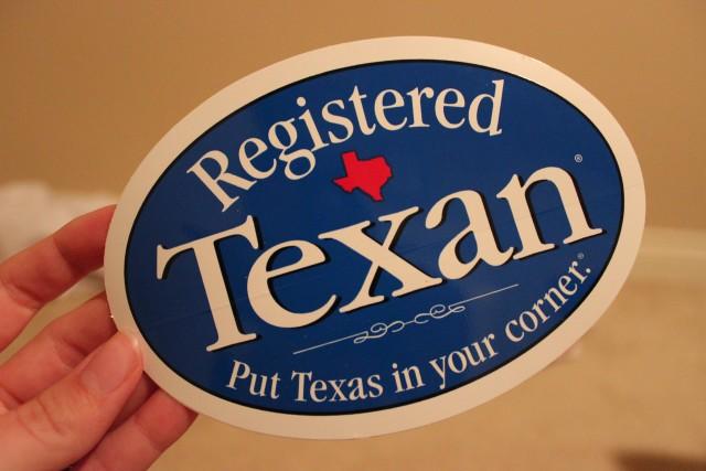 houston blog registered texan