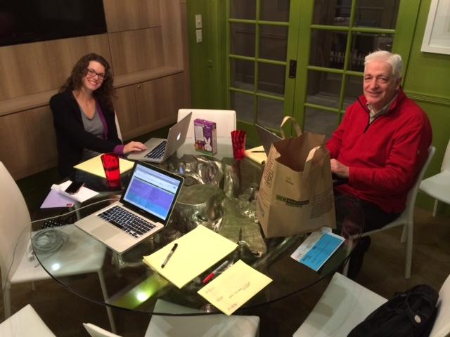 averytoday strategy meeting chelsea avery john hastie