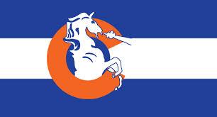 broncos flag