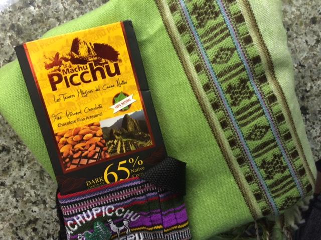 relationship blog chocolate from machu picchu