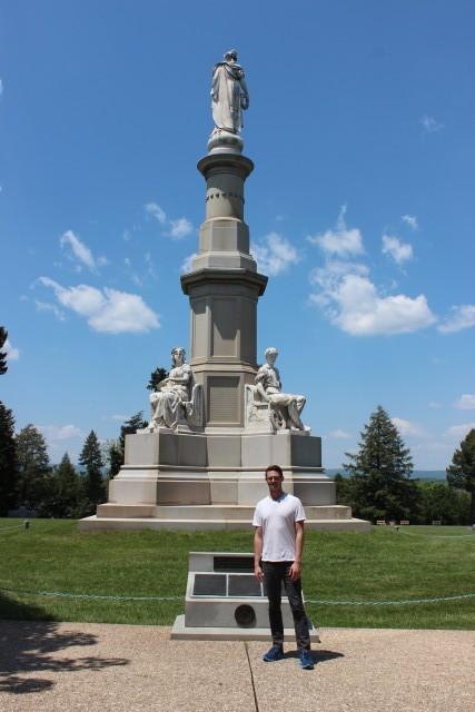 ryan avery gettysburg address