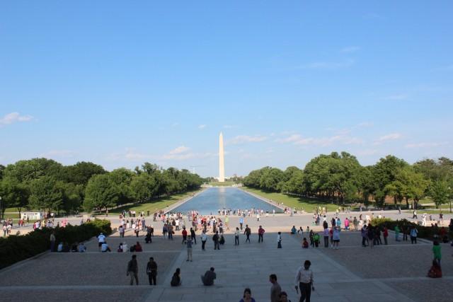 washington monument relationship blog