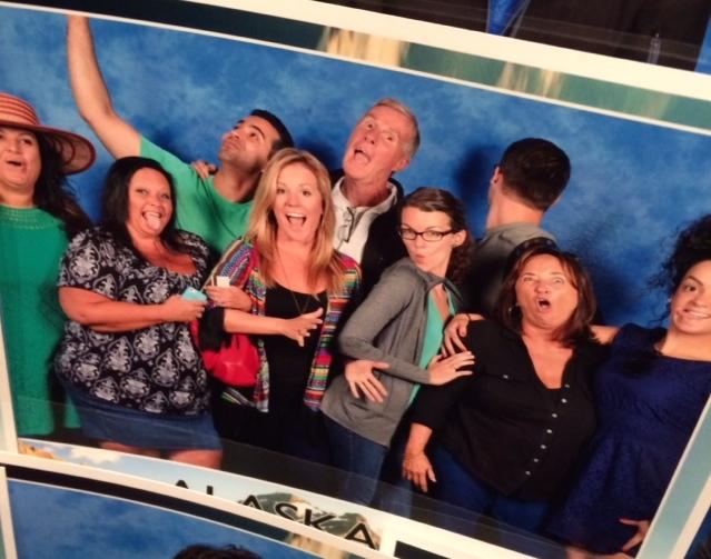 us alaskan cruise crazy family