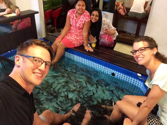 fish pedicure in malaysia