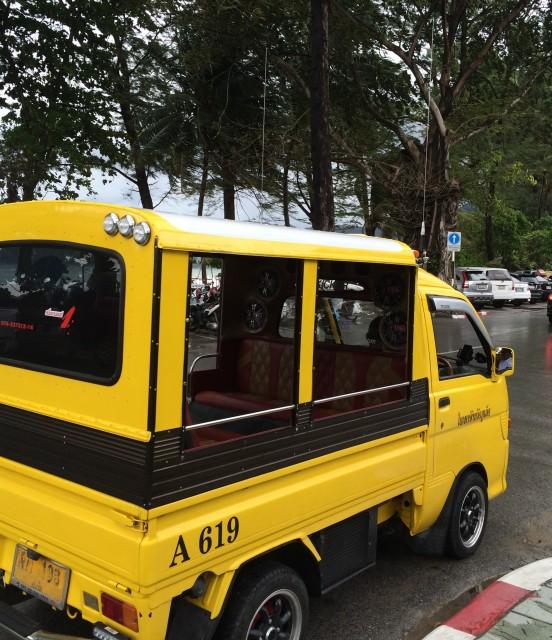 travel phuket thailand tuk tuk