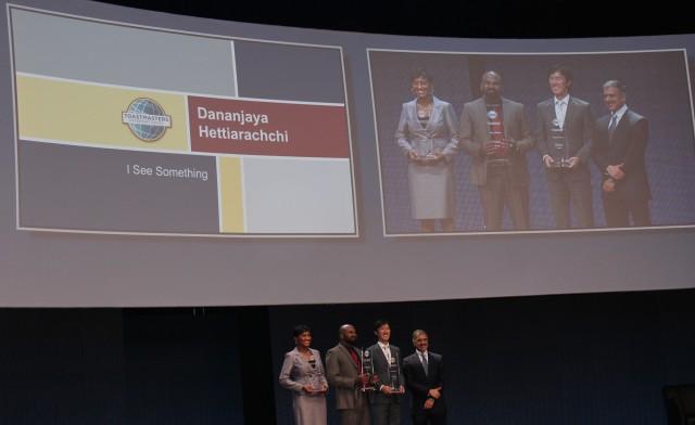 world championship of public speaking 2014 winner