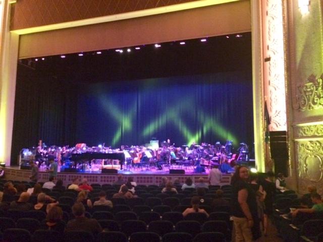 ben folds portland oregon symphony stage