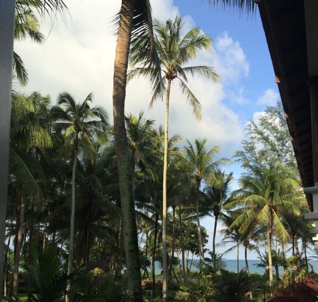 thailand phuket blue skies