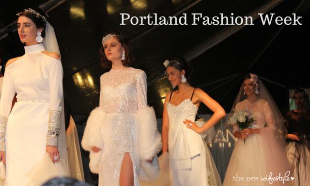Portland Fashion Week header