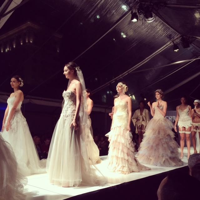 portland fashion week brides