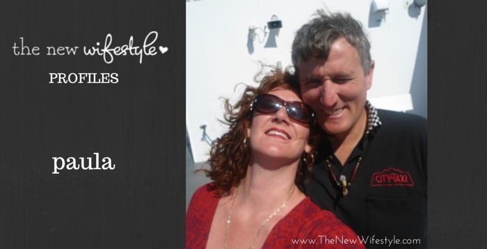 the new wifestyle profiles paula header