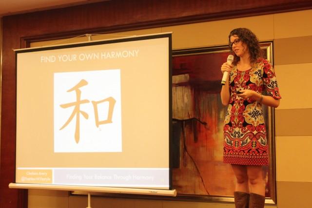 qingdao china chelsea avery speaker