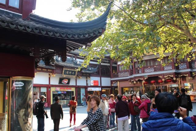 shanghai yuyuan gardens DQ