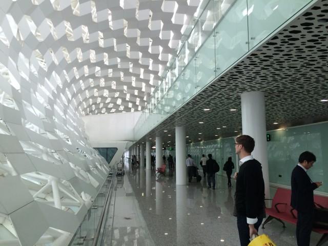 shenzhen airport design