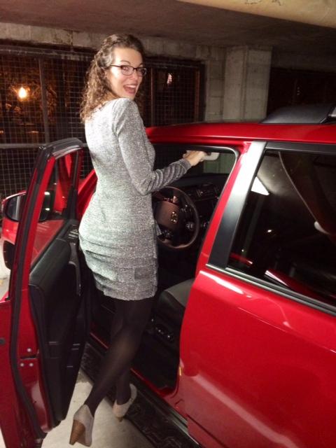 car dress