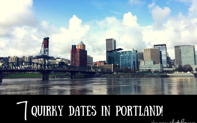 best date spots in portland oregon