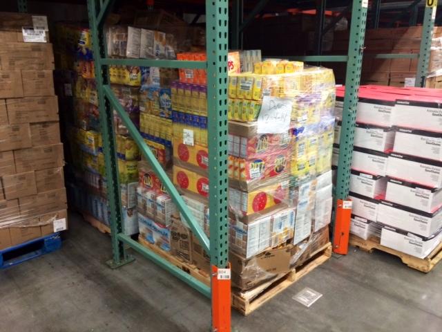 oregon food bank wheat thins
