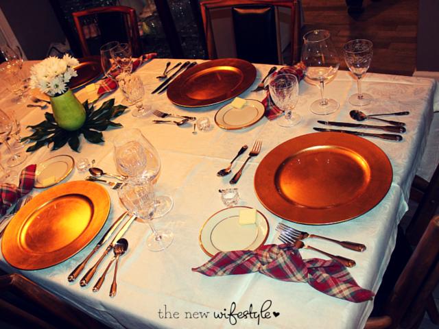 Dining Etiquette Rules