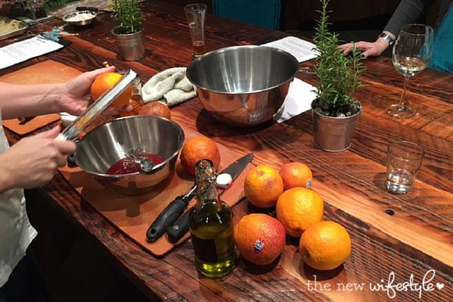 dates in portland the kitchen oranges