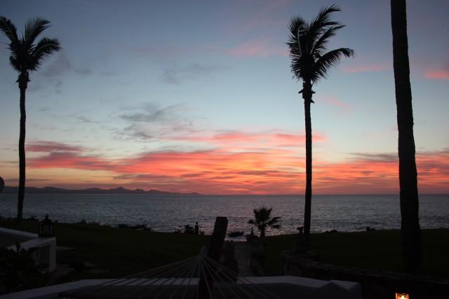los cabos palmilla sunrise