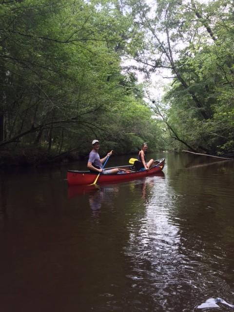 PCB canoe trip