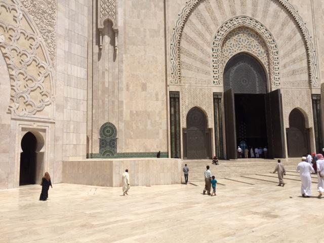 women mosque