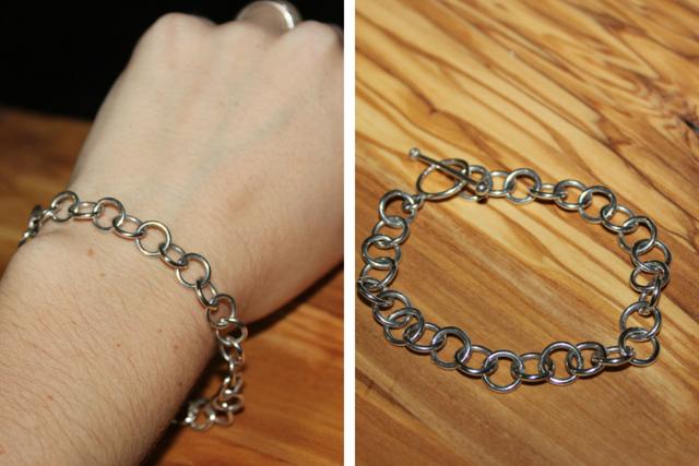 chain bracelet 7