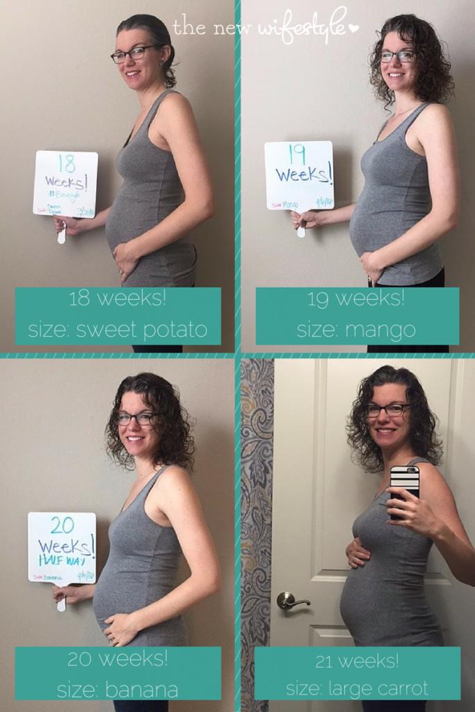 Month 5 pregnancy