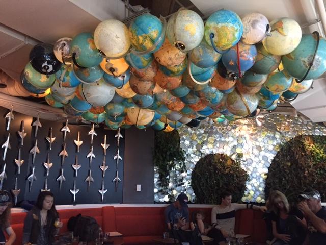 travel globes