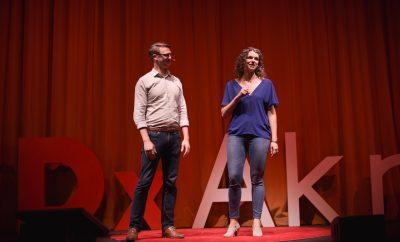 TEDx Chelsea and Ryan Avery